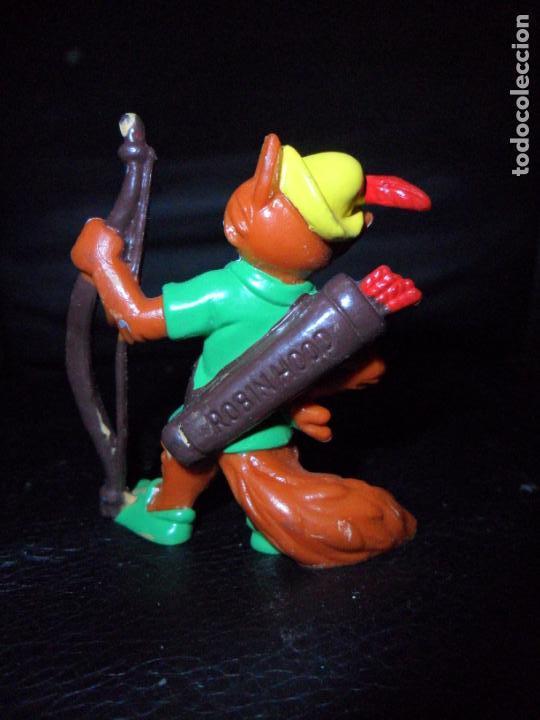 Figuras de Goma y PVC: ROBIN HOOD - FIGURA PVC DISNEY - BULLYLAND - Foto 2 - 152002646