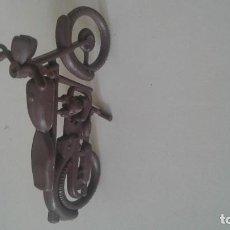 Figuras de Goma y PVC: MOTOCICLETAS MOTO MONTAPLEX O SIMILAR. Lote 191980167