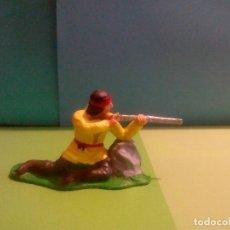 Figuras de Goma y PVC: INDIO GUERRA EN LA RESERVACION. REAMSA. Lote 152041938