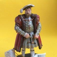 Figuras de Goma y PVC: PVC ENRIQUE VIII - FIGURA DE PAPO . NUEVA DE ALMACÉN. Lote 158198057