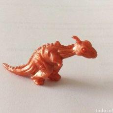 Figuras de Goma y PVC: FIGURA DINOSAURIO DUNKIN CHICLE PARQUE JURÁSICO AÑOS 90. Lote 152142016