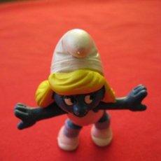 Figuras de Goma y PVC: FIGURA DE PVC - PITUFINA - PEYO 1983.. Lote 152302030