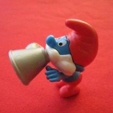 Figuras de Borracha e PVC: FIGURA DE PVC - PAPA PITUFO - KINDER.. Lote 152306250