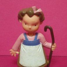 Figuras de Goma y PVC - FIGURA PVC LAS TRES MELLIZAS BESSONES CROMOSOMA YOLANDA - 152376362