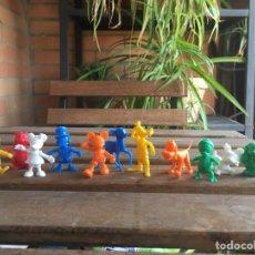 Figuras de Goma y PVC: DANONE DUNKIN FIGURITAS DISNEY COLECCIÓN COMPLETA. Lote 152541605