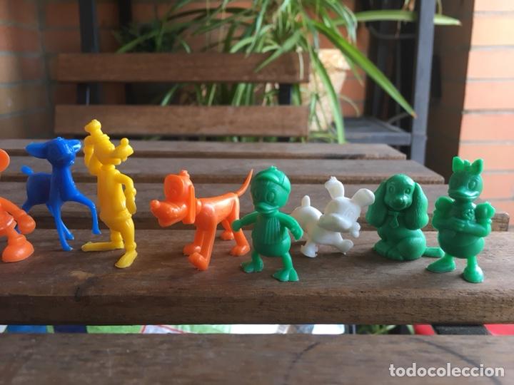Figuras de Goma y PVC: DANONE DUNKIN FIGURITAS DISNEY COLECCIÓN COMPLETA - Foto 2 - 152541605