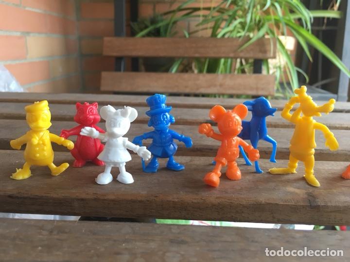Figuras de Goma y PVC: DANONE DUNKIN FIGURITAS DISNEY COLECCIÓN COMPLETA - Foto 3 - 152541605