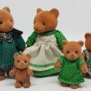 Figuras de Goma y PVC: FAMILIA DE OSOS ATERCIOPELADOS - CAR39. Lote 152662322