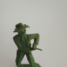 Figuras de Goma y PVC: FIGURA VAQUERO 65MM. Lote 152783126