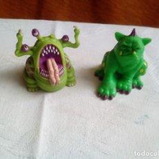 Figuras de Goma y PVC: LOS GUERREROS DE LA BASURA 1991. Lote 152794070