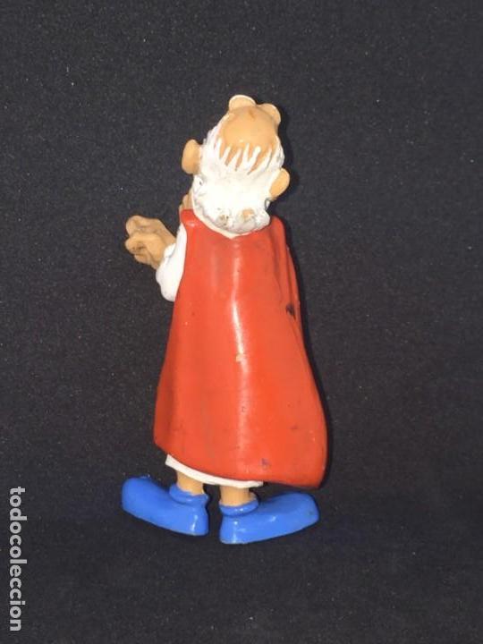 Figuras de Goma y PVC: FIGURA O MUÑECO GOMA PVC - PANORAMIX DE ASTERIX - BULLY - Foto 2 - 152809186