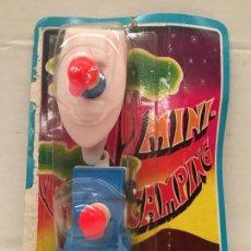 Figuras de Goma y PVC: JUGUETE MINI CAMPING DE SHAMBERS AÑOS 70. Lote 152845978