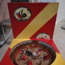 Figuras de Goma y PVC: TEIXIDO PLAZA DE TOROS. Lote 152954244