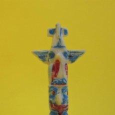Figuras de Goma y PVC: COMANSI: TOTEM DE DECORACIÓN DEL SALVAJE OESTE.. Lote 152959602