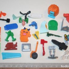 Figuras Kinder: LOTE 1 --) 30 PIEZAS (KINDER, FERRERO, ...) *** FIGURAS PLÁSTICO / PVC *** TENGO MÁS LOTES. Lote 153103502