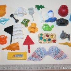 Figuras Kinder: LOTE 3 --) 30 PIEZAS (KINDER, FERRERO, ...) *** FIGURAS PLÁSTICO / PVC *** TENGO MÁS LOTES. Lote 153106190