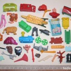 Figuras Kinder: LOTE 18 --) 40 PIEZAS (KINDER, FERRERO, ...) *** FIGURAS PLÁSTICO / PVC *** TENGO MÁS LOTES. Lote 153123754