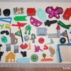 Figuras Kinder: LOTE 20 --) 50 PIEZAS (KINDER, FERRERO, ...) *** FIGURAS PLÁSTICO / PVC *** TENGO MÁS LOTES. Lote 153124090