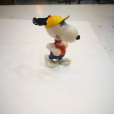 Figuras de Goma y PVC: SNOOPY UNITED FEATURE 1958 66 HONG KONG. Lote 153254890
