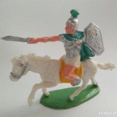Figuras de Goma y PVC: ROJAS Y MALARET CARTAGINÉS BATALLA DE ZAMA. Lote 182411955