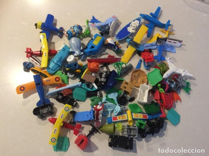 DESGUACE KINDER (Juguetes - Figuras de Gomas y Pvc - Kinder)