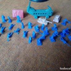 Figuras de Goma y PVC: LOTE MONTAPLEX. Lote 153555226