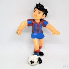 Figuras de Goma y PVC: ANTIGUA FIGURA EN PVC PERSONAJE DE OLIVER Y BENJI. YOLANDA.. Lote 153578666