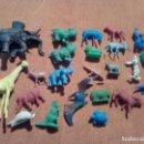 Figuras de Goma y PVC: DUNKIN ANIMALES. Lote 153581418