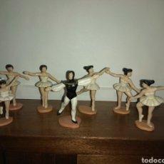 Figuras de Goma y PVC: LOTE FIGURAS DE BALLET SOTORRES - RARO -. Lote 153606701