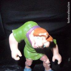 Figuras de Goma y PVC: QUASIMODO. JOROBADO DE NOTRE DAME DE DISNEY - FIGURA PVC - MARCA: BULLY. Lote 153684910