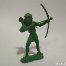 Figuras de Goma y PVC: FIGURA INDIO LAFREDO. Lote 153704874