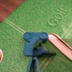 Figuras de Goma y PVC: ANTIGUA CAMARA DE CINE. Lote 153799262