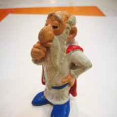 Figuras de Goma y PVC: COMICS SPAIN PANORAMIX PERSONAJE DE ASTÉRIX Y OBELIX 1985 GOSCINNY UDERZO MUÑECO TAL CUAL SE VE. Lote 153858422