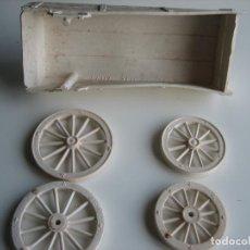Figuras de Goma y PVC: FIGURA EN PLASTICO. Lote 153875134