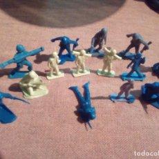 Figuras de Goma y PVC: LOTE MONTAPLEX. Lote 153892066