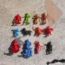 Figuras de Goma y PVC: FIGURA DUNKIN. Lote 153937070