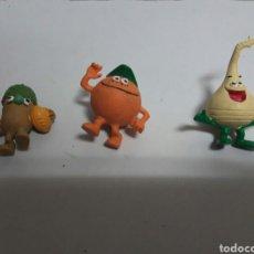 Figuras de Goma y PVC: FIGURAS FRUITIS PVC COMICS SPAIN. Lote 153952766