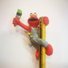 Figuras de Goma y PVC: JHP ELMO PARA LAPIZ PRECISA LIMPIEZA. Lote 154018034