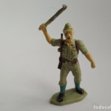 Figuras de Goma y PVC: FIGURA SOLDADO JAPONÉS PECH. Lote 154157230