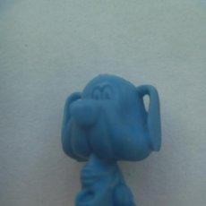 Figuras de Goma y PVC: FIGURA DE DUNKIN : PERRO CABEZON TOCANDO EL SAXO.. Lote 154276266