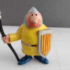 Figuras de Goma y PVC: FIGURA COMICS SPAIN MUY RARA LANCERO CATALAN TV3. Lote 154310830