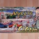 Figuras de Goma y PVC: VUELTA CICLISTA A ESPAÑA, CICLISMO, PLÁSTICO, SOTORRES MADE IN SPAIN, ORIGINAL AÑOS 60. CAJA.. Lote 154333606