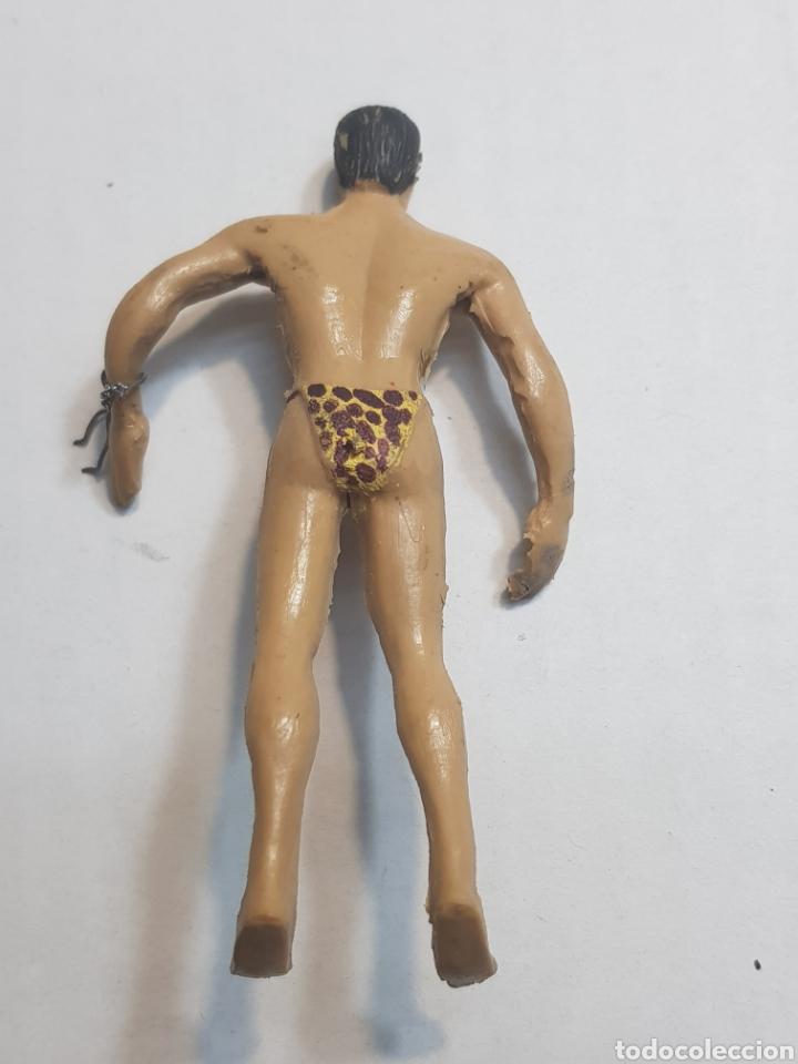 Figuras de Goma y PVC: Figura Tarzan de Arcla dificilísimo de encontrar - Foto 3 - 152222105
