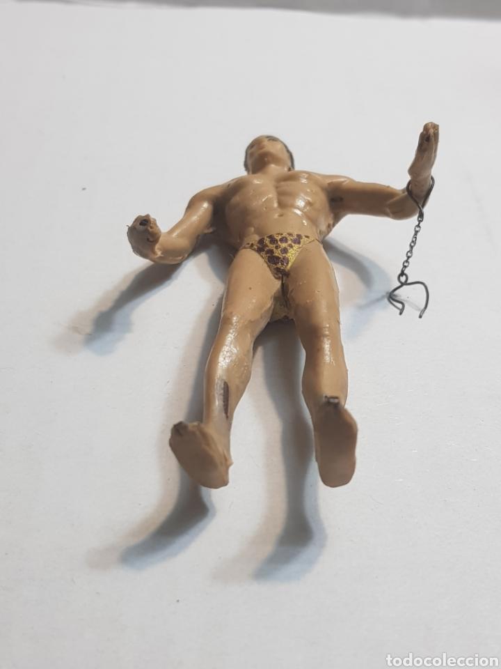 Figuras de Goma y PVC: Figura Tarzan de Arcla dificilísimo de encontrar - Foto 4 - 152222105
