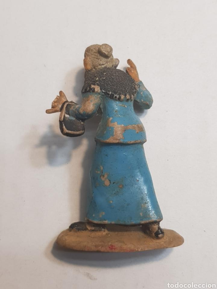 Figuras de Goma y PVC: Figura Família Ulises Teixido Filomena sumamente escasa - Foto 2 - 154335854