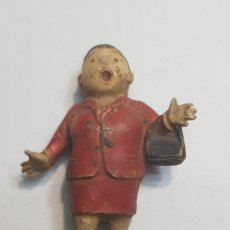 Figuras de Goma y PVC: FIGURA FAMÍLIA ULISES TEIXIDO DOÑA SINFOROSA MUY ESCASA. Lote 154336124