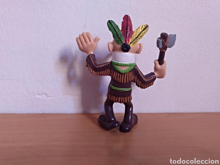 Figuras de Goma y PVC: Figura PVC Mortadelo Indio comics Spain - Foto 2 - 154353876