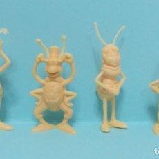 Figuras de Goma y PVC: LA ABEJA MAYA - FIGURAS TIPO DUNKIN - LOTE 2. Lote 154487262