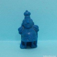 Figuras de Goma y PVC: FIGURA DUNKIN - SERIE VICKIE EL VIKINGO - REY. Lote 154543762