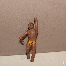 Figuras de Goma y PVC: TARZAN JECSAN REAMSA PECH EN GOMA VER DESCRIPCION,BARATO. Lote 154548254